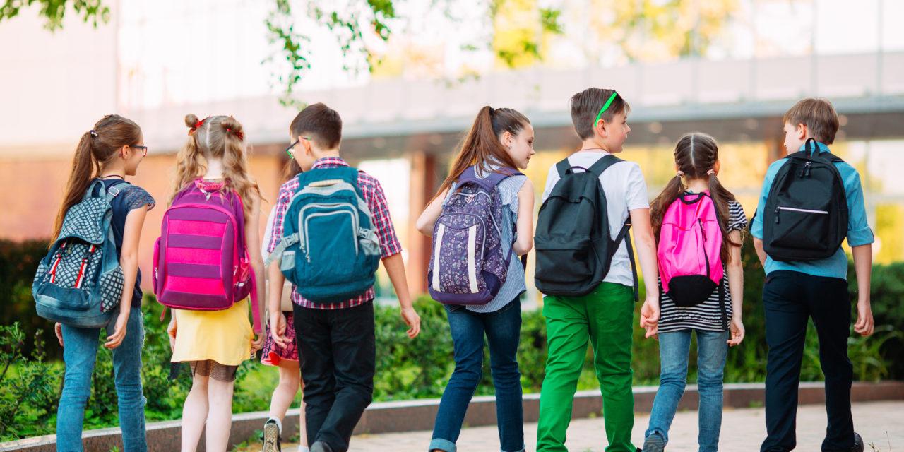 Retour à l'école : aider son enfant à bien terminer l'année scolaire